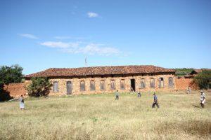 Casa de Pedra Fazenda Santo Antonio