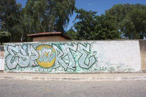 Grafite autorizado em Caetité