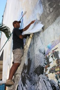 O fotógrafo Lúcio Telis engajado no movimento de rua
