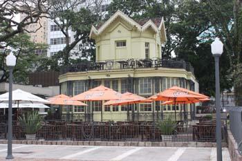 Restaurante Chalé na Praça XV