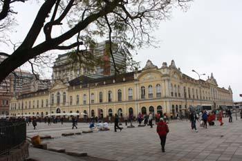 Mercado Público, um dos cartões postais da cidade