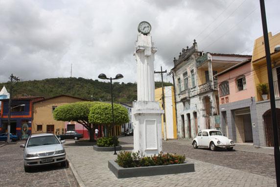 Praça Ignácio Tosta