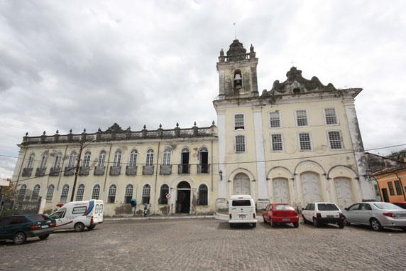 Hospital e Igreja Santa Casa da Misericórdia