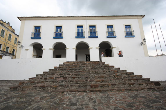 Câmara Municiapal e ex-cadeia
