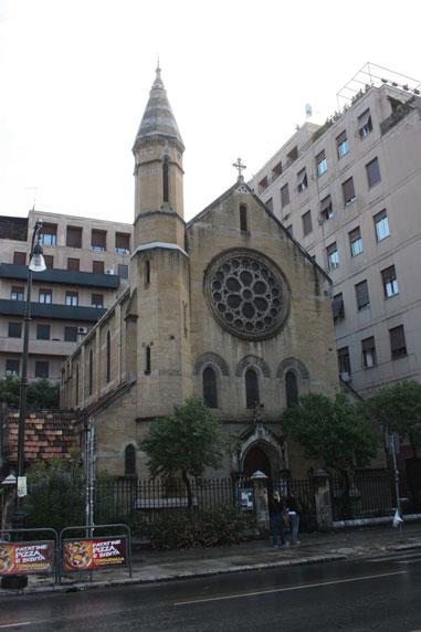 Igreja da Santa Cruz, Palermo (Church of the Holy Cross Anglican Communion)